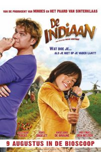 Affiche De indiaan