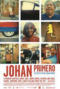 Affiche Johan Primero