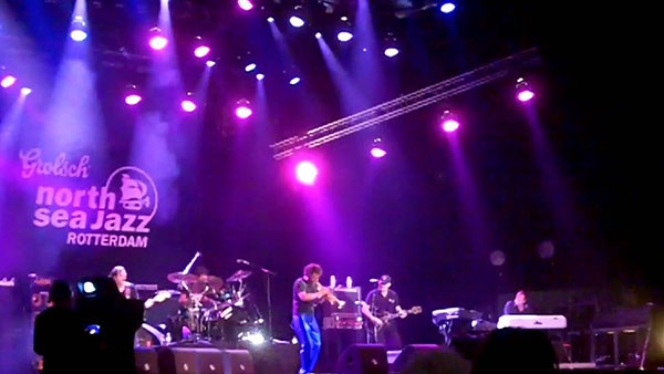 North Sea Jazz festival 2011