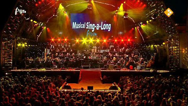 Uitmarkt 2012 – Musical Sing-a-long