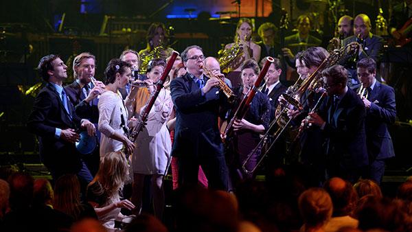 Nieuwjaarsconcert 2013: Men zegt liefde