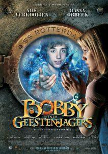 Affiche Bobby en de geestenjagers