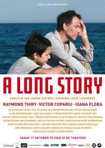 Affiche A long story