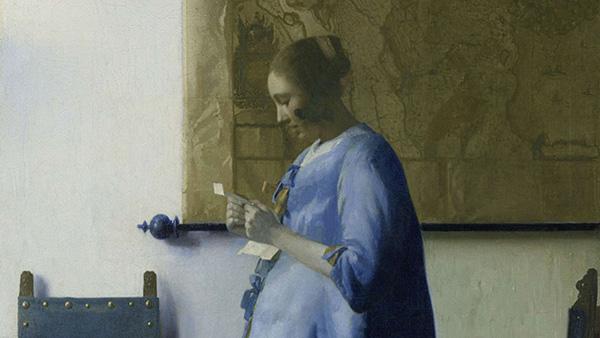 Dwalen door het Rijksmuseum