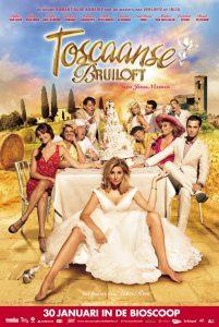 Affiche Toscaanse bruiloft