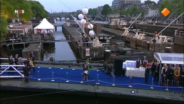 Nationale 5 mei viering 2014: Amstelconcert