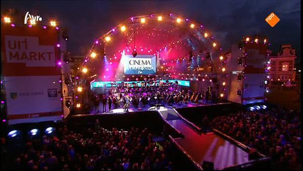 Uitmarkt 2014 – Cinema Symphonica
