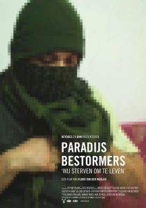 Affiche Paradijsbestormers