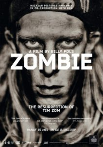 Affiche Zombie - The Resurrection of Tim Zom