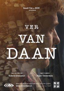 Affiche Ver van Daan