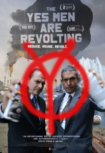 Affiche The Yes Men are Revolting