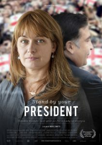 Affiche Stand by Your President