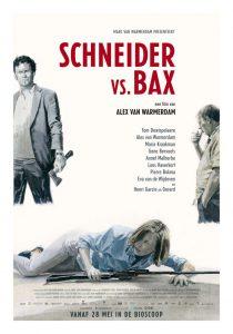 Affiche Schneider vs Bax