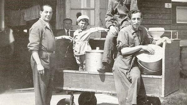 De keuken van kamp Westerbork: alle dagen stamppot