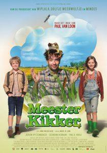 Affiche Meester Kikker