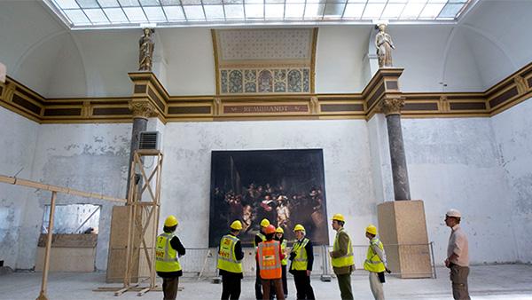Het Nieuwe Rijksmuseum (deel 3 en 4)