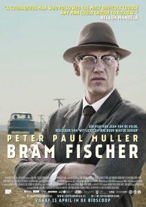 Affiche Bram Fischer
