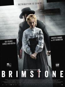 Affiche Brimstone