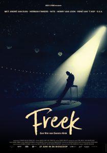 Affiche Freek