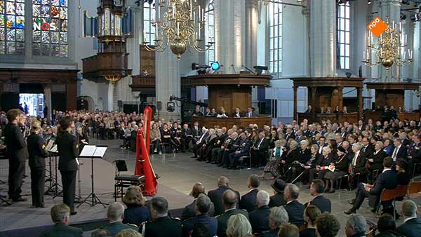 Nationale 4 mei herdenking 2019