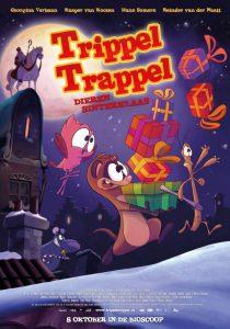 Affiche Trippel Trappel Dierensinterklaas