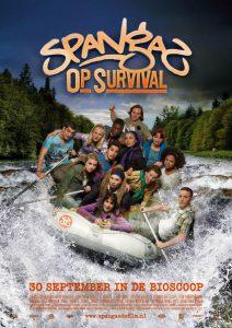 Affiche SpangaS op survival