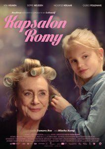 Affiche Kapsalon Romy