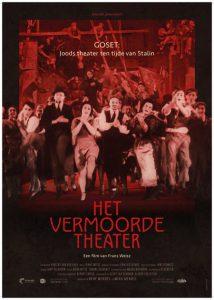 Affiche Het vermoorde theater