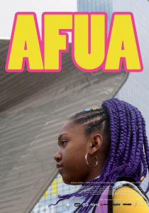 Affiche Centraal - Afua