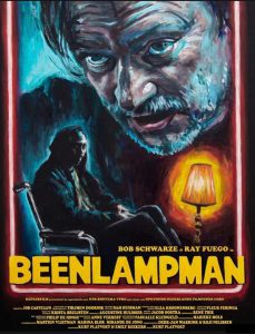 Affiche Centraal - Beenlampman