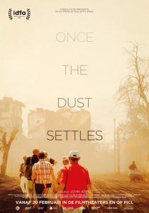 Affiche Once the Dust Settles