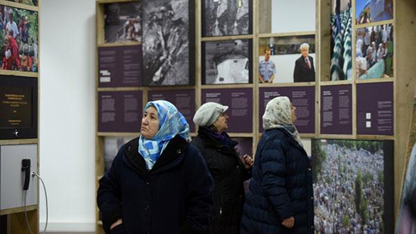 De strijd om het Srebrenica museum