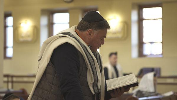Van greppel tot voorgrond – De Joden van Oekraïne