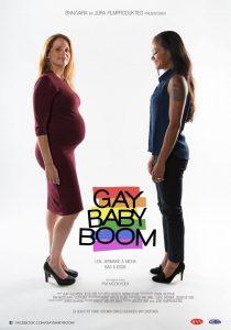 Affiche Gay Babyboom