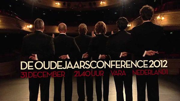 Oudejaarsconference 2012 – Het eerlijke verhaal