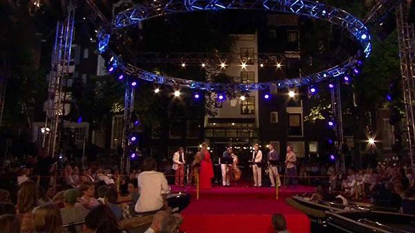 Prinsengrachtconcert 2012
