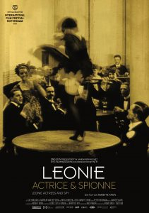 Affiche Leonie, actrice en spionne