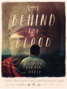 Behind the Blood poster