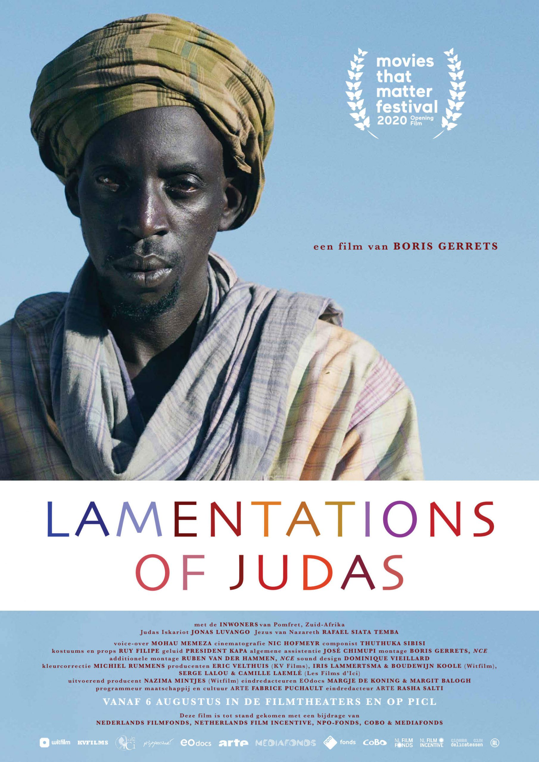 Affiche Lamentations of Judas