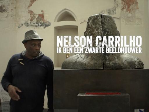 Nelson Carrilho - Ik ben een zwarte beeldhouwer