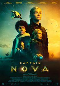 Affiche Captain Nova